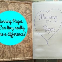 Morning Pages - can they really make a difference