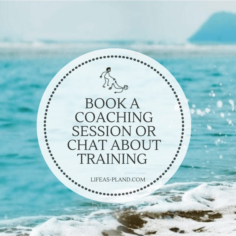 Book coaching or appointment
