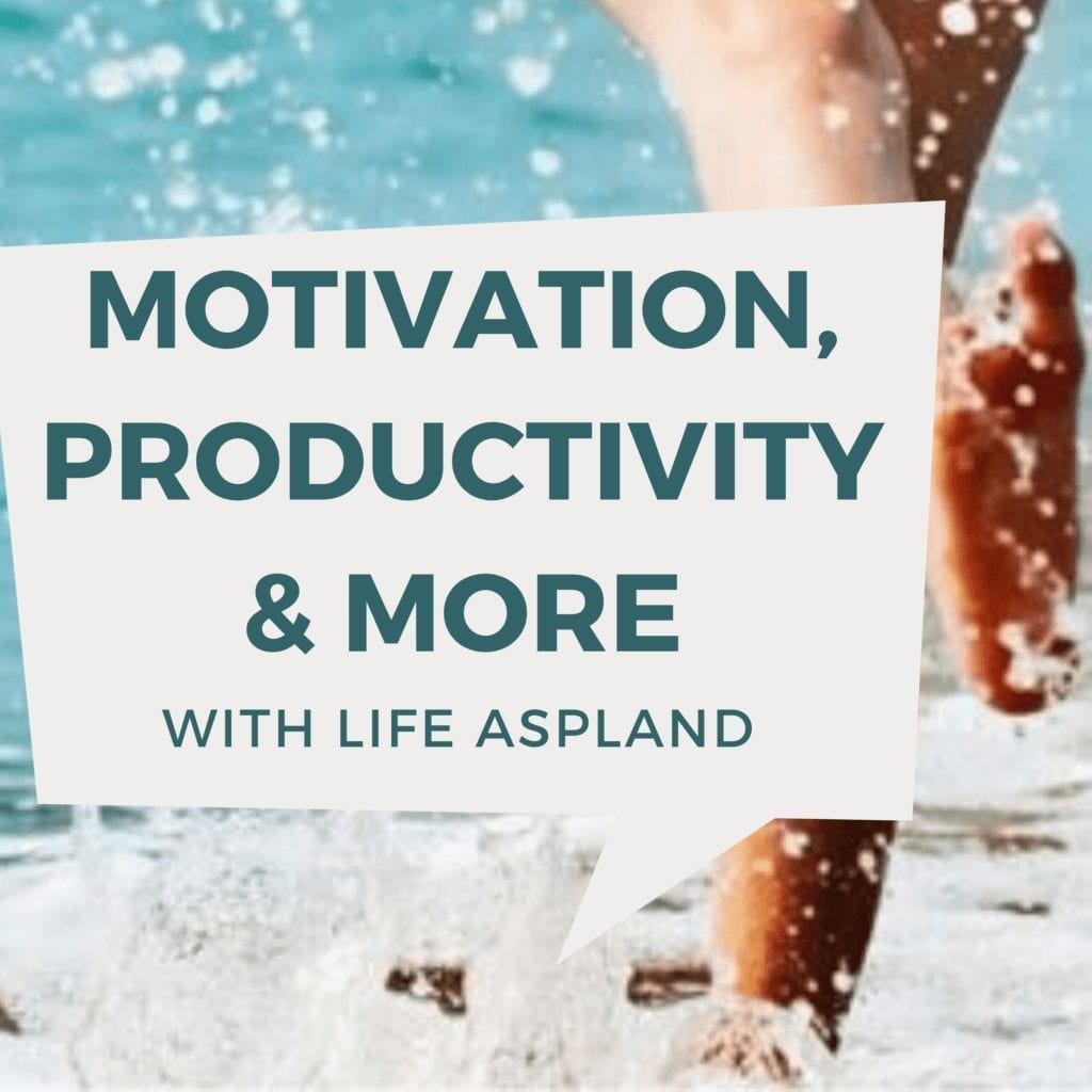 Motivation, Productivity and More Podcast