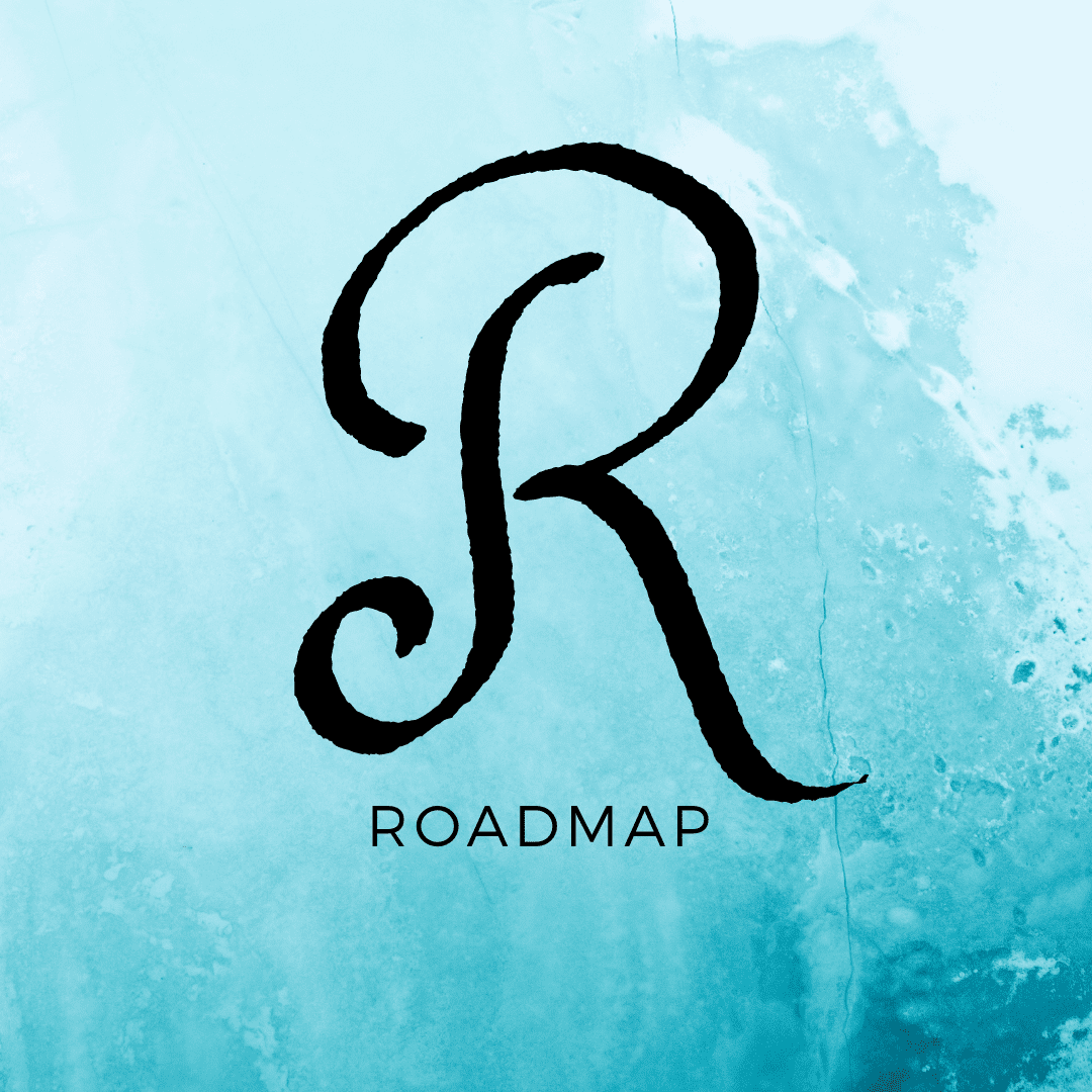 R is for Roadmap - Life Aspland